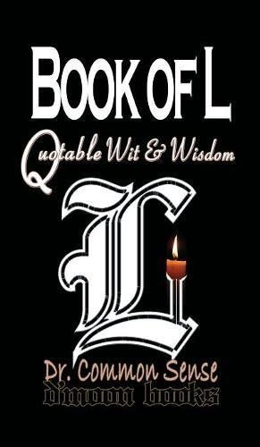Book of L - Quotable Wit and Wisdom front cover