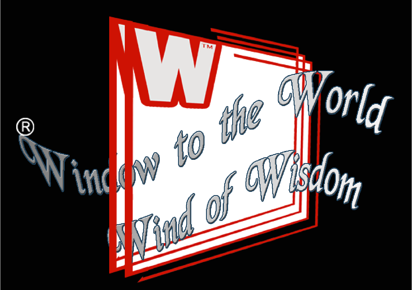 World Culture Pictorial ® - Window to the World, Wind of Wisdom